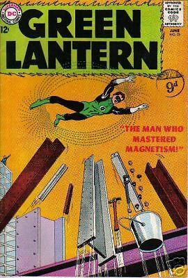 Green Lantern Issue 21 By Dc Comics