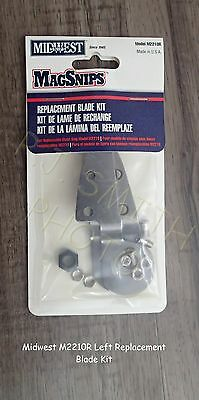 New Midwest Replacement Blades for M2210 Snips in USA [M2210R]