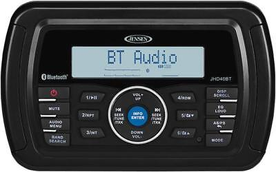 Jensen JHD40BT Bluetooth Mini Radio