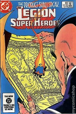 Legion of Super-Heroes (1980 2nd Series) #307 VF