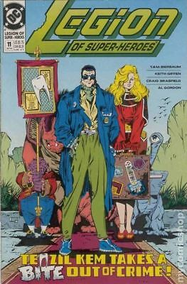Legion of Super-Heroes (1989 4th Series) #11 VF