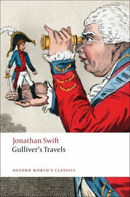 Gulliver's Travels by Jonathan Swift 9780199536849 (Paperback, 2008)