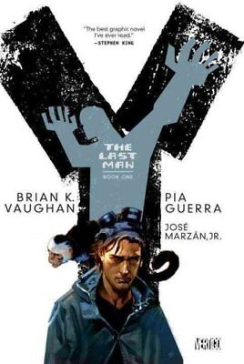 Y: The Last Man Book 1 TP by Brian K. Vaughan 9781401251512 (Paperback, 2014)