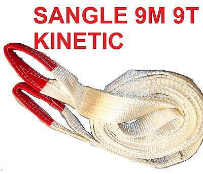 Sangle Kinetic 9M 9T! 4X4 Truck Raid Rallye Depannage Quad Rallye Folcar Fourgon