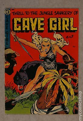 Cave Girl (1953 ME) #11 VG 4.0