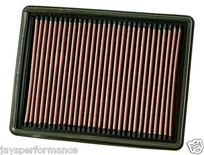 Kn Air Filter (33-2420) Replacement High Flow Filtration