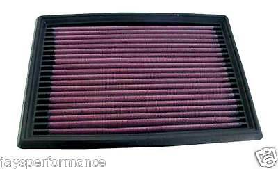 Kn Air Filter (33-2036) Replacement High Flow Filtration