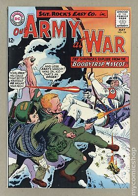 Our Army at War (1952) #154 FN+ 6.5