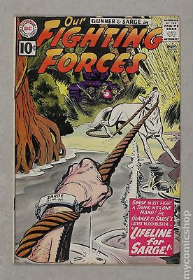 Our Fighting Forces (1954) #64 FN 6.0