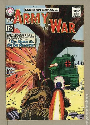 Our Army at War (1952) #118 GD/VG 3.0