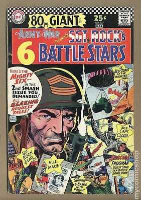 Our Army at War (1952) #177 GD+ 2.5