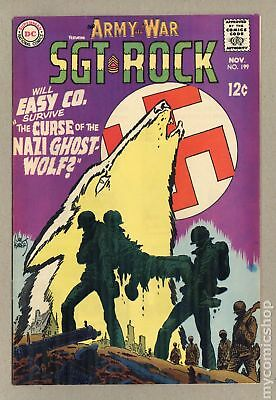 Our Army at War (1952) #199 VF- 7.5