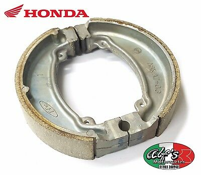 43120444000 Honda Trx70 Fourtrax 70 1986 Rear Brake Shoes