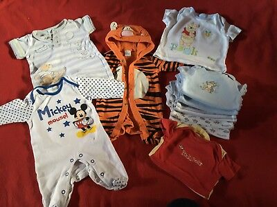 Newborn Disney Baby Boy Bundle