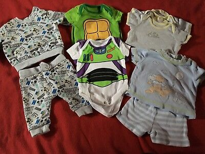 0-3 Months Disney Baby Bundle