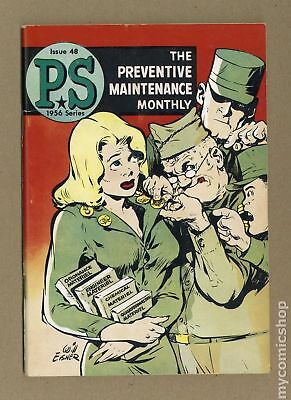 PS The Preventive Maintenance Monthly (1951) #48 VG- 3.5