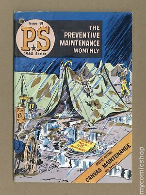 PS The Preventive Maintenance Monthly (1951) #91 VG+ 4.5