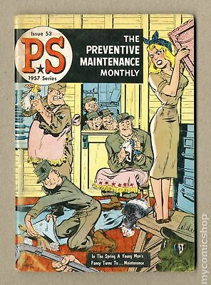 PS The Preventive Maintenance Monthly (1951) #53 VG 4.0