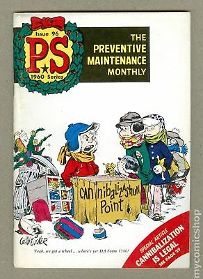 PS The Preventive Maintenance Monthly (1951) #96 FN 6.0