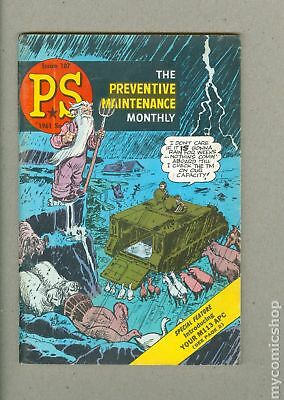 PS The Preventive Maintenance Monthly (1951) #107 FN- 5.5