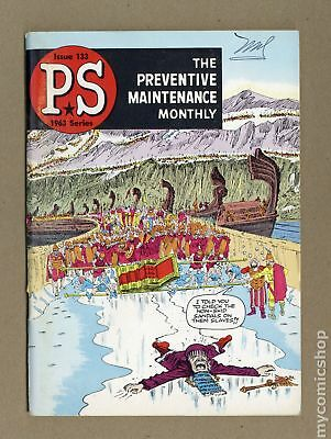 PS The Preventive Maintenance Monthly (1951) #133 VG/FN 5.0