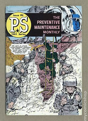 PS The Preventive Maintenance Monthly (1951) #99 VG+ 4.5
