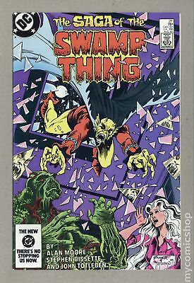 Swamp Thing (1982 2nd Series) #27 VF/NM 9.0