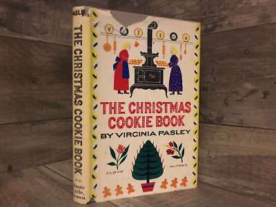 The Christmas Cookie Book by Pasley, Virginia and drawings by Barbara Corrigan