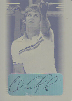 2013 Ace Authentic Printing Plates Yellow #BAIA1 Igor Andreev Auto /1