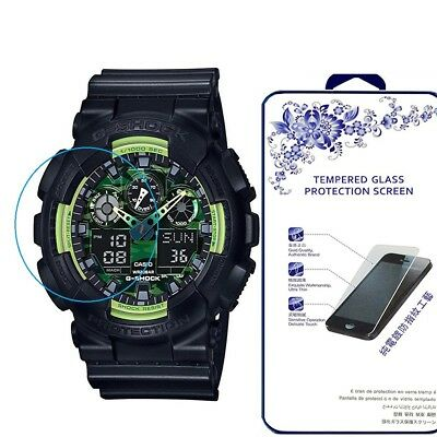For CASIO G-SHOCK Tempered Glass Screen Protector