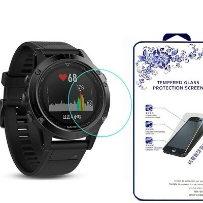 For Garmin Fenix 5S Tempered Glass Screen Protector