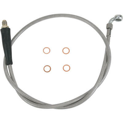 Moose Hydraulic Clutch Line Stainless Steel for KTM 200 MXC 1998-2002