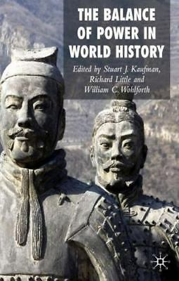 The Balance of Power in World History (Paperback or Softback)