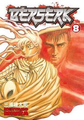 Berserk: Volume 8 (Paperback or Softback)