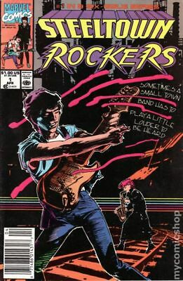 Steeltown Rockers (1990) #1 NM