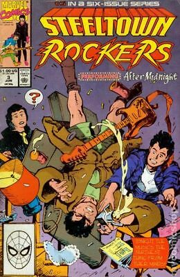 Steeltown Rockers (1990) #3 NM