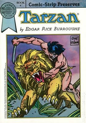 Tarzan Series (1986 Blackthorne) #4 VF