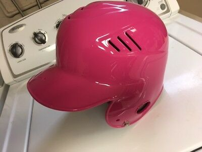 Rawlings CFTB1-YOUTH 6 1/4 - 6 7/8 Pink Softball Helmet
