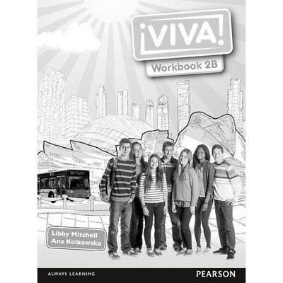 Viva! 2 Workbook B Pack - Paperback NEW Libby Mitchell  2014-03-27