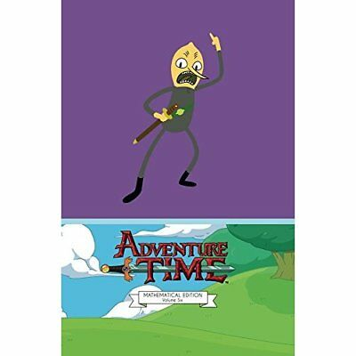 Adventure Time: Mathematical Edition: Vol. 6 - Hardcover NEW Dustin Nguyen ( 201