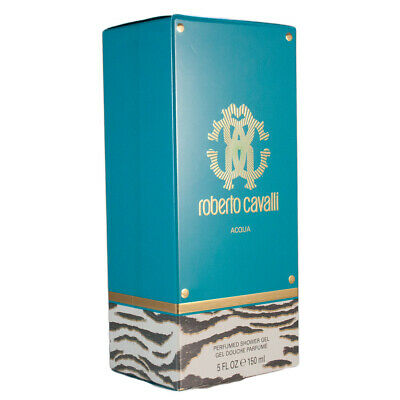 Roberto Cavalli Acqua Perfumed Shower Gel 150ml Duschgel