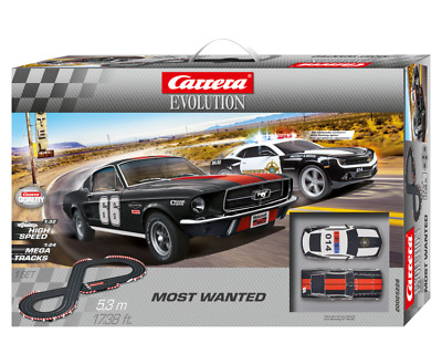 Carrera 25228 Evolution Most Wanted