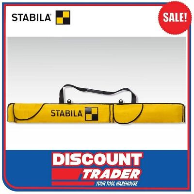 Stabila Spirit Level Carry Bag / Case LCC 6 Pocket 200cm - 18987