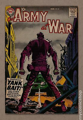 Our Army at War (1952) #80 VG+ 4.5