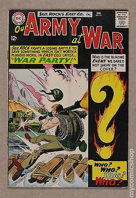 Our Army at War (1952) #151 GD/VG 3.0