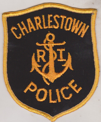 Charlestown RI Police patch