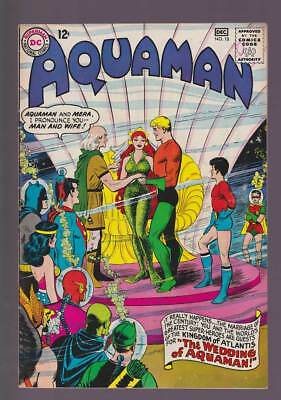 Aquaman # 18 The Wife of Aquaman ! grade 6.0 scarce book !!