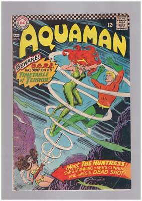 Aquaman # 26 From O.G.R.E. With Hate ! grade 4.0 scarce book !!