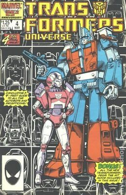 Transformers Universe (1986) #4 FN