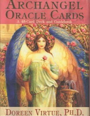 Archangel Oracle Cards by Doreen Virtue 9781401902483 (Cards, 2004)